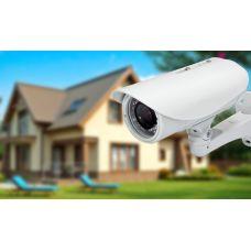 Как выбрать систему видеонаблюдения для частного дома?
