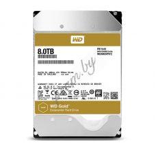 Жесткий диск 8TB  WD Gold  [WD8003FRYZ]