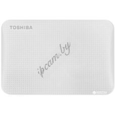 Жест.диск 2.5'' TOSHIBA 2000GB Canvio Ready [ HDTP220EW3CA], Whi