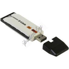 Беспроводной адаптер D-Link DWA-160/RU/C1A
