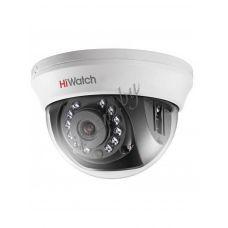 HD-TVI купольная видеокамера 1Мп DS-T107 [2.8 – 12мм]