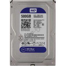 Жесткий диск 500GB  WD Blue [WD5000AZLX] смотреть фото