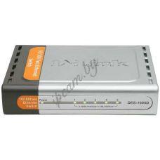 Коммутаторы D-Link DES-1005D/O2B смотреть фото