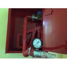 Испытание пожарных кранов на водоотдачу