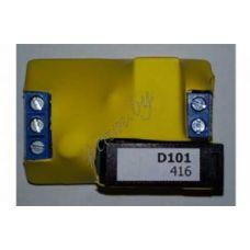 Повторитель сигнала вызова видеодомофона D101 смотреть фото