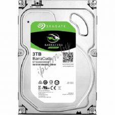 Жесткий диск 3TB  Seagate Barracuda [ST3000DM008] смотреть фото