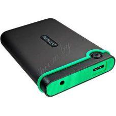 Transcend StoreJet 25M3 2TB [TS2TSJ25M3] USB 3.0 смотреть фото